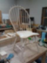Bruce Stuart Windsor Chairs
