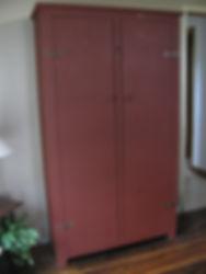 Custom Wall Cabinet