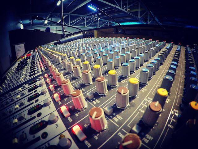 Sound desk_#suncoastchurchuk #suncoastli