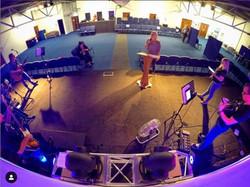fisheye rehearsal