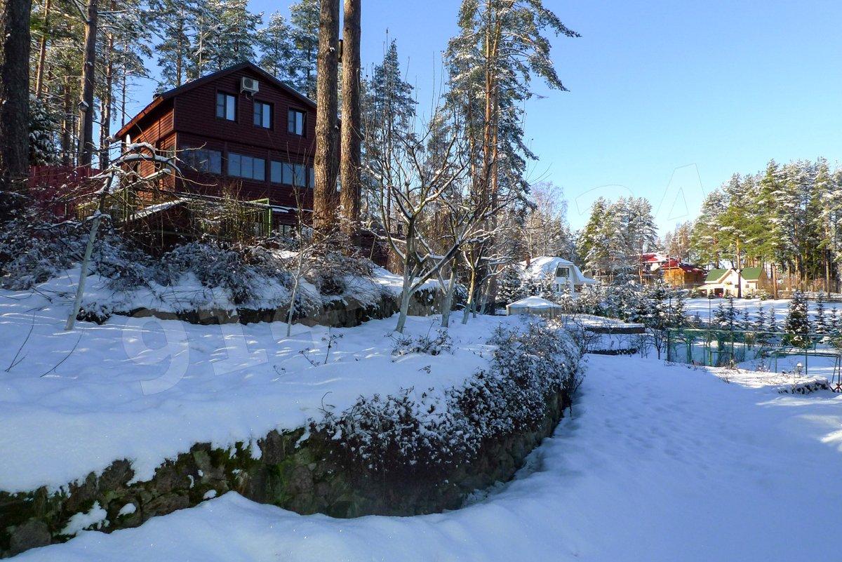 Дом в аренду у Лемболовского озера