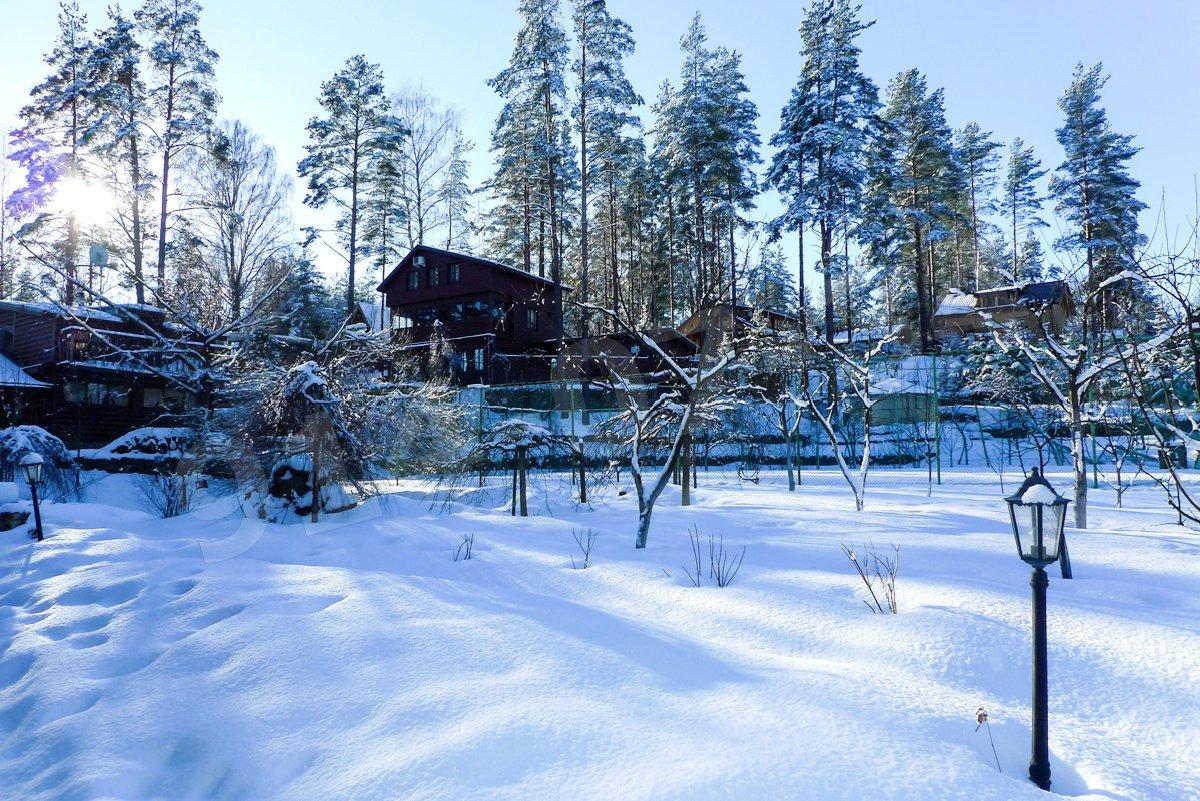 Аренда домов у Лемболовского озера
