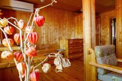 Дом в ДПК Лемболовский, спальня