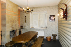гостевая комната в сауне