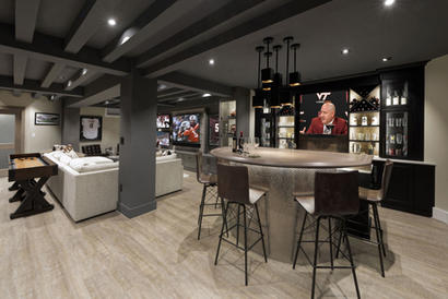 Basement Finishing Services from the Pro