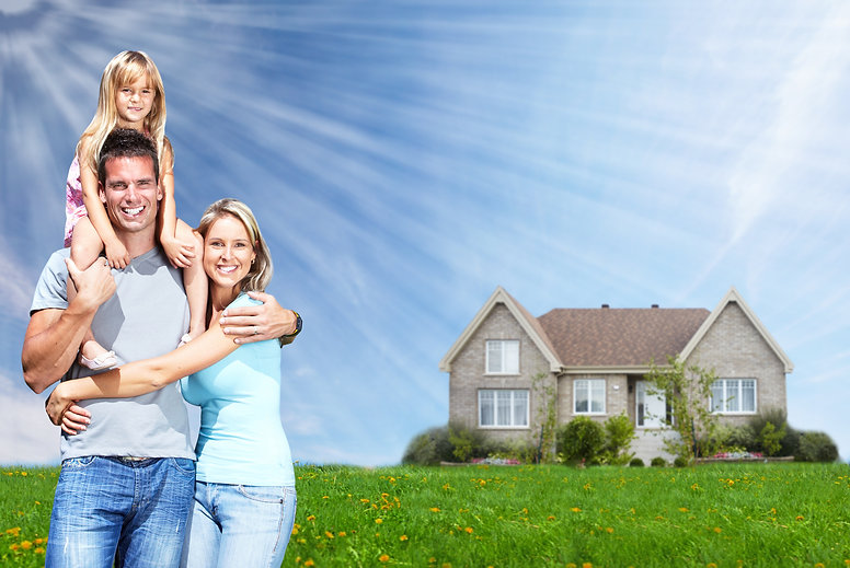 We-Are-Here-For-You-happy-family-near-new-home-h