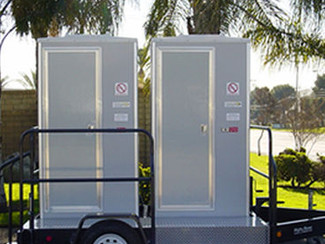 Clean Porta Pottie Rentals