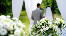 Don't flush your wedding!