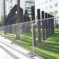 The Top Uses of Temp Fencing
