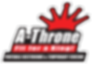 A - Throne Portable Toilets Logo
