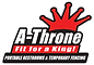 A - Throne Portable Toilets Small Logo