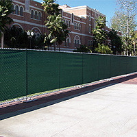 Temp Fencing for Construction Sites