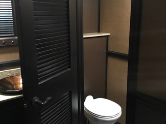 Winter Event Portable Restroom Accommodations