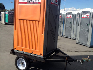 Trailered Portable Restrooms