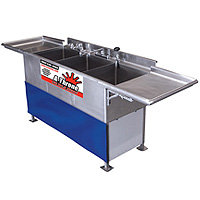 HOT AND COLD SINK