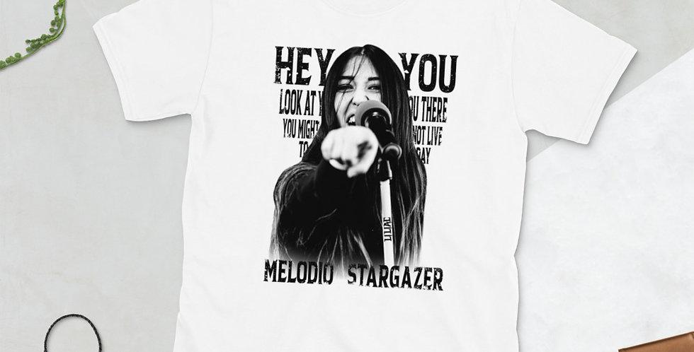 Melodio Stargazer - White