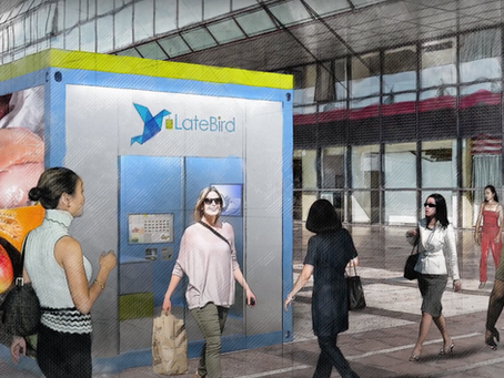 MyLateBird | Das System