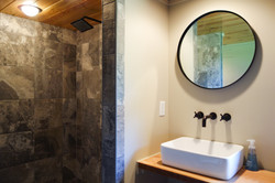 Bathroom in The Cabin