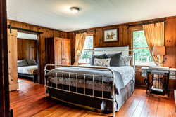 Make yourself at home at The Cabin