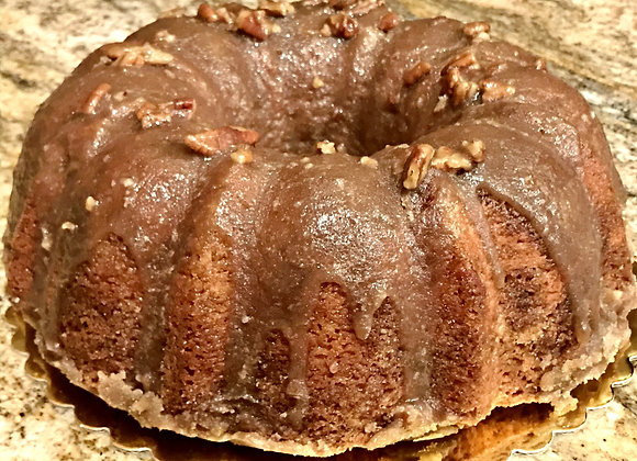 Pecan Dream Cake