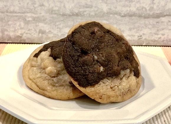 Chocolate Chip Mixed w/Chocolate Chocolate Chip