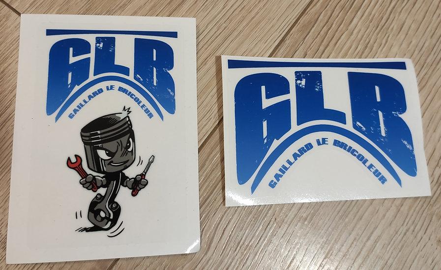 Sticker GLB