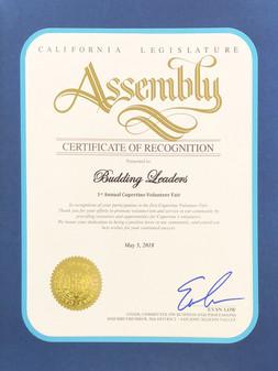 CA Legislature Evan Award.jpg