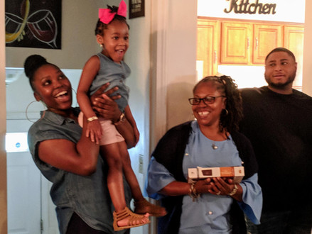 Home Dedication - Aubri Lanier