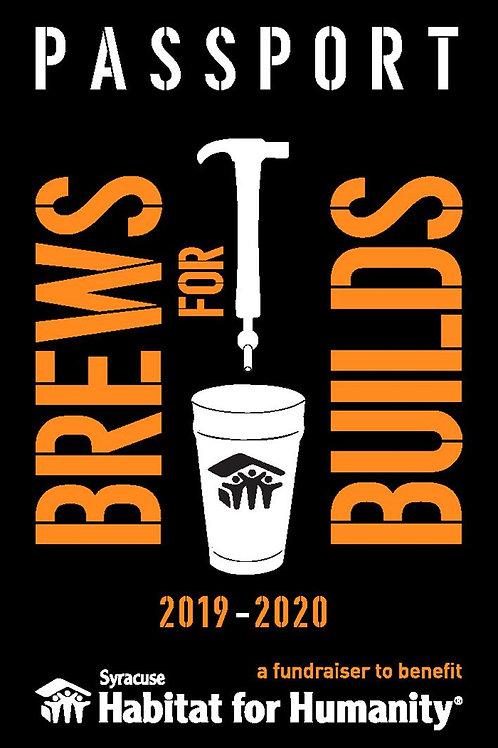 Brews for Builds Passport