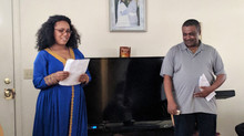 Tadese & Beraki Family Home Dedication
