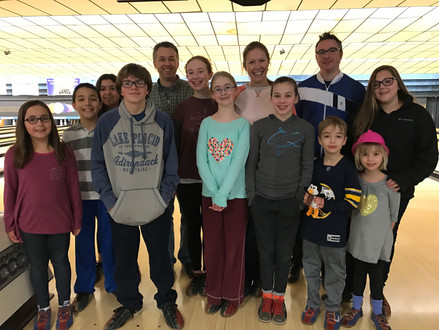 16th Annual S.W.E.A.T. for Habitat Bowl-A-Thon