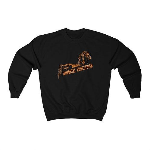 Immortal Equestrian Heavy Blend™ Crewneck Sweatshirt