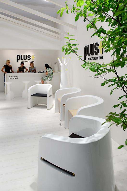 Plust, Salone del Mobile 2011