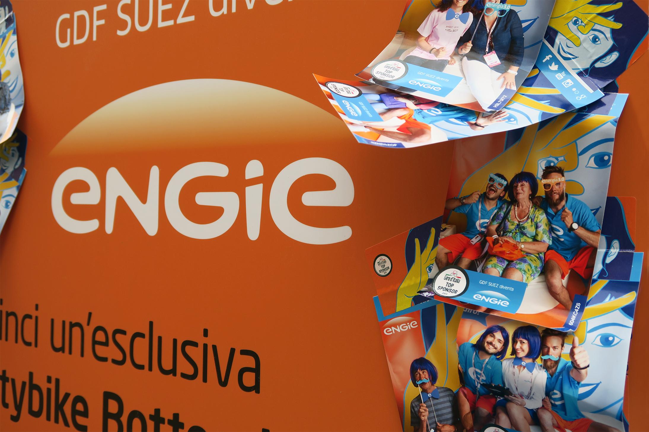 ENGIE GIRO D'ITALIA 2015