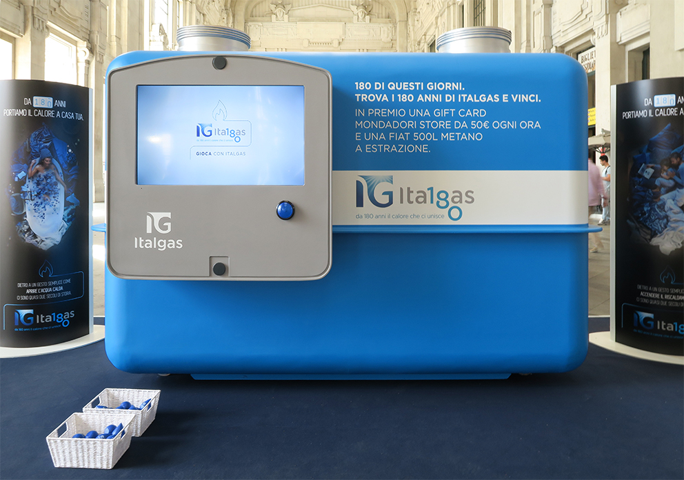 ITALGAS, The 180 years anniversary