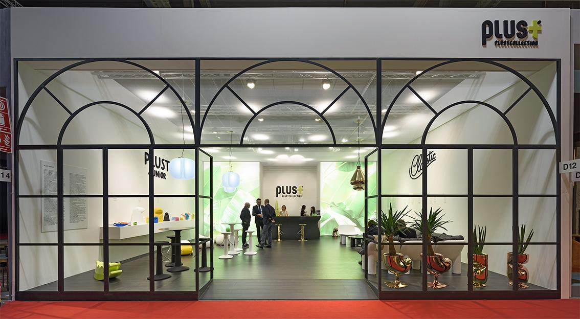 Plust, Salone del Mobile 2017