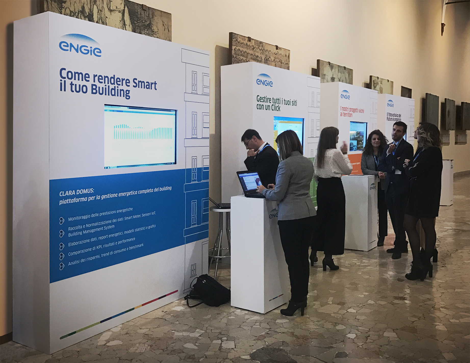 "5° FORUM ENGIE ""Building the future"""