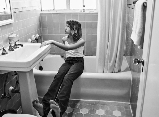 EVER ANDERSON photographed by GREY SORRENTI