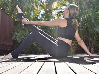 The Core Collection™ Pilates Workouts Online Alina Sedano