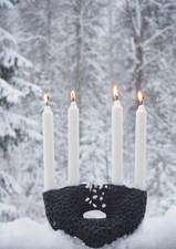 CALLIOPE candle holder