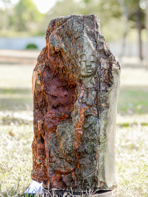 Emerging Stone Spirit