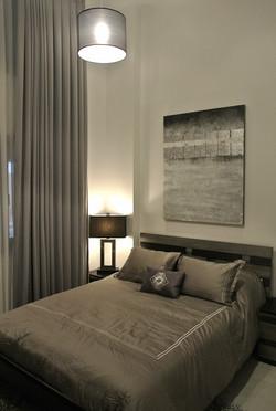 Petit, yet cozy Bedroom