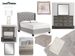 Master Bedroom Sample