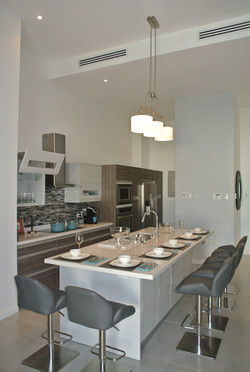 Dining and Cooking space
