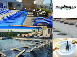 In-Water Loungers