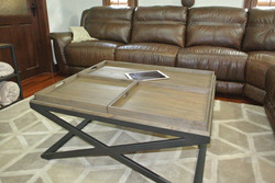 Family Room Functional Coffee Table