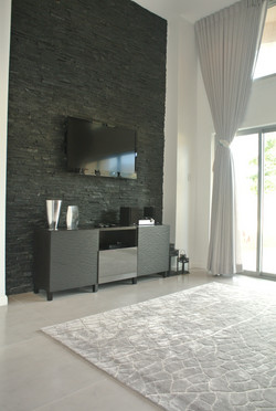 Entertainment Centre & Feature Wall