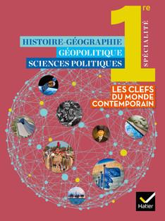 Manuel Histoire Géographie 1re HATIER