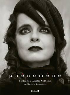 Phénomène, portraits d'Amélie Nothomb
