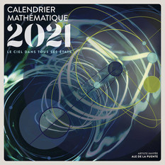 Calendrier Math 2021 PUG Grenoble